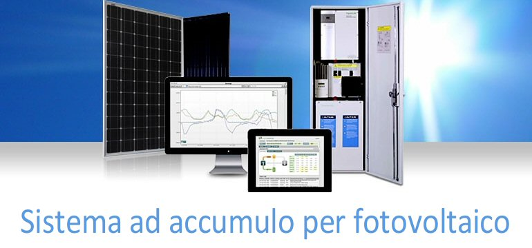 Preventivo Sistemi ad accumulo