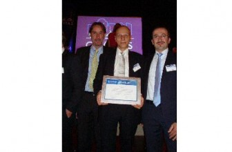 Smart Parking Systems brilla ai Civitas Award 2011